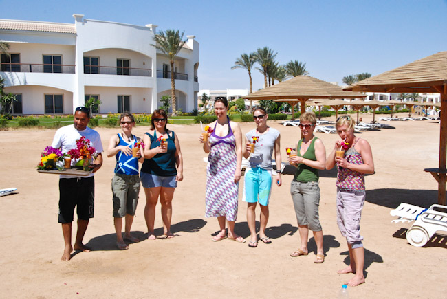 März - Surf Girlscamp Hurghada 2