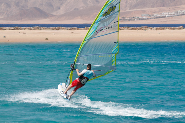 Mai - Surf Ride & Learn Dahab 2