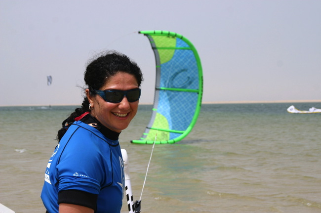 August - Kite Mania Dakhla