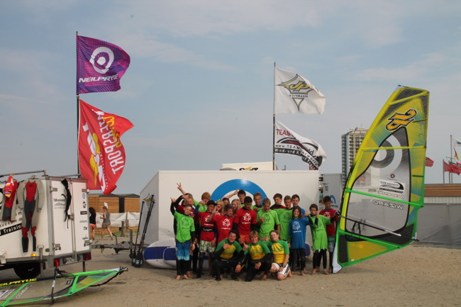 Juli - surf Young & Fun Camp Büsum
