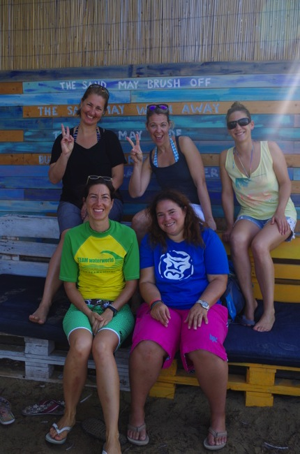 surf-Girlscamp-Naxos / 2 Woche